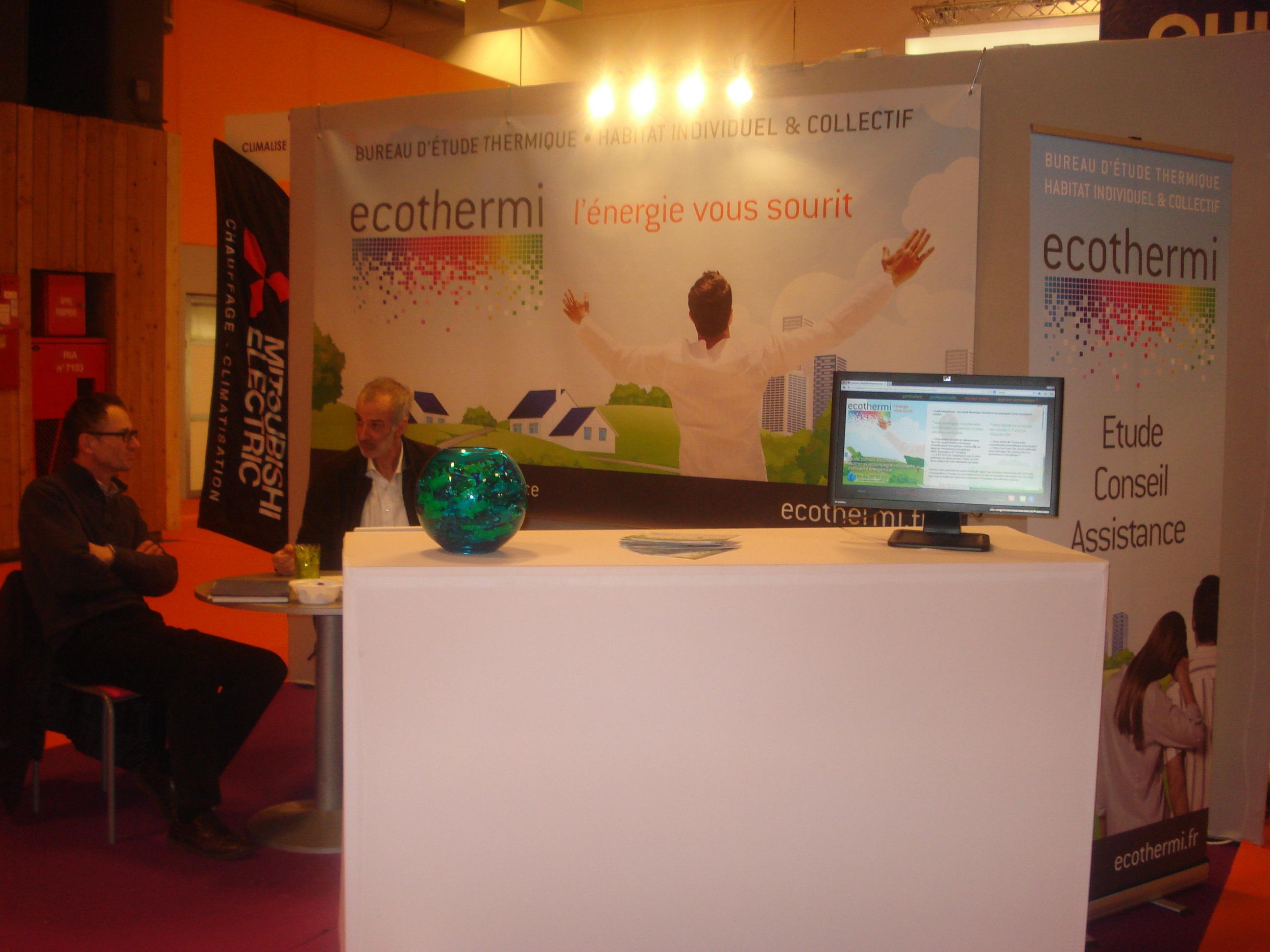 Ecothermi au salon Rénover
